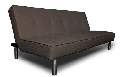 Sillon Futon Cama Urban Chocolate