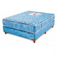 Sommier 190x150 Resortes Australis con Pillow Doble