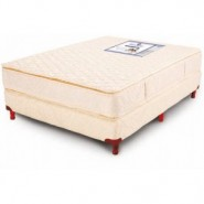 Sommier 200x200 Resortes Madison con Pillow