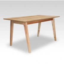 Mesa Nordica Boden Fija natural 140