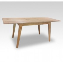 Mesa Nordica Berna natural 160 Extensible 200