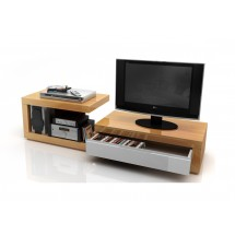 Mesa de TV Rack Modular Cubic MT 1800/5