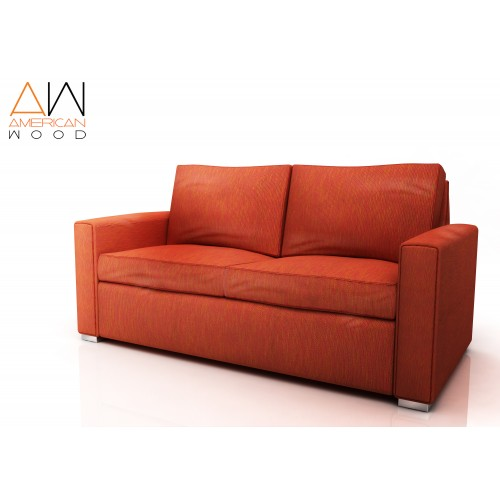 American wood sofa cama 2 plazas fabrica de muebles for Fabrica sofa cama 2 plazas
